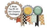 Top #3 Badge