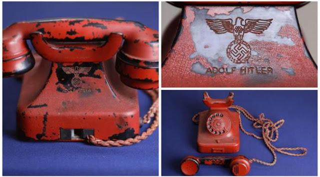 Telepon Pencabut Nyawa Dijual Seharga Rp. 13.2 Miliar. Fantastis!!