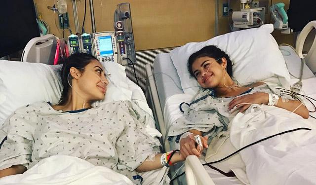 Selena Gomez Undergo Kidney Transplant