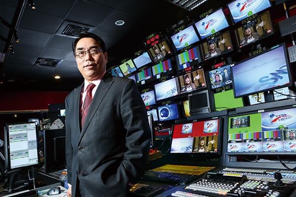 TVBS電視台執行副總經理楊盛昱