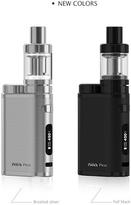 Like Full Black iStick Pico Mod ? In Stick Now !