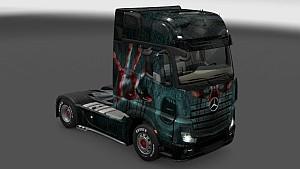 Fear Skin Pack for All Trucks