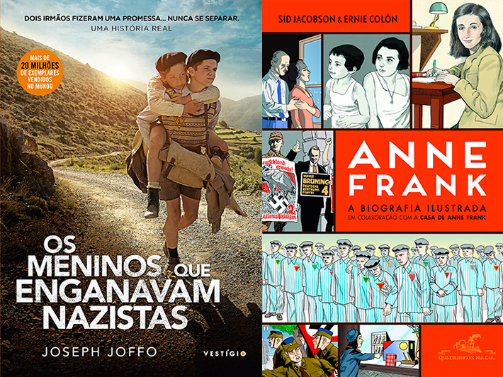 Livros | Lançamentos literários de agosto: livros sobre amor, emoção, família, Holocausto