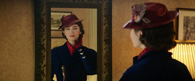 Mary Poppins se vrací (Mary Poppins Returns) – Recenze