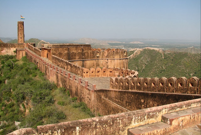 Jaigarh fort in Jaipur wallpapers and images free download