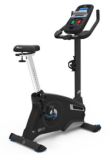 Nautilus U616 Upright Exercise Bike, image, review features & specifications plus compare with U614