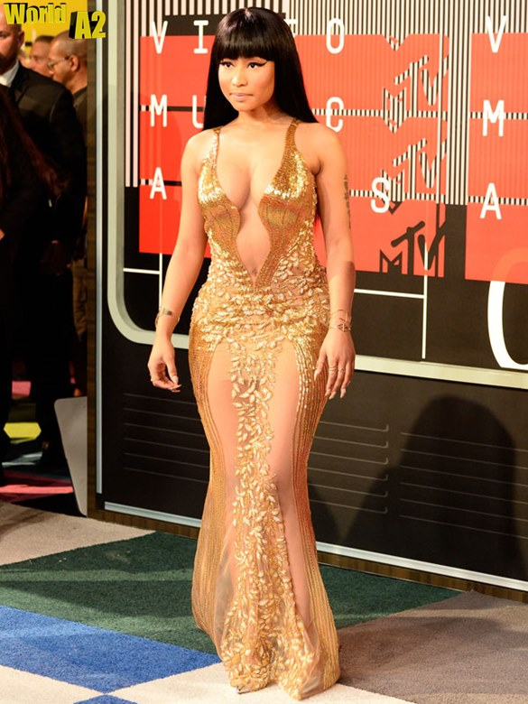Visual da famosa Nicki Minaj 2016 9