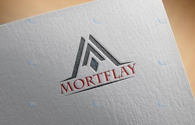 Mortflay Logo Branding - WaDesiGh Logo Template