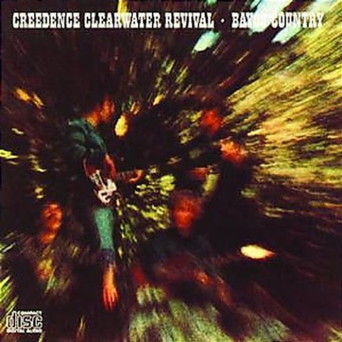CREEDENCE CLEARWATER REVIVAL - BAYOU COUNTRY (1969)