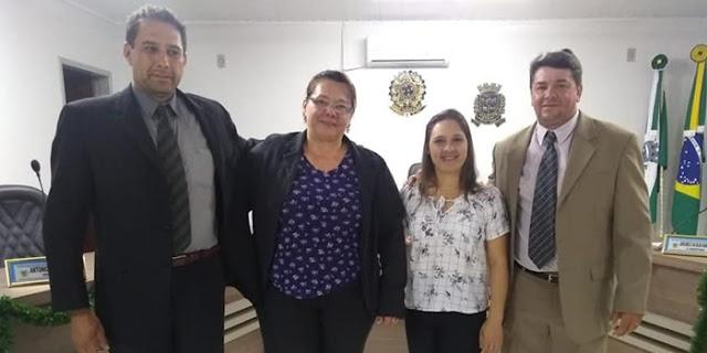 Danilo Miranda é o novo presidente da Câmara de Mato Rico