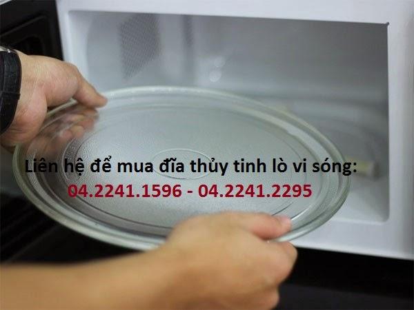 Đại lý phân phối bán đĩa thủy tinh lò vi sóng tại Hà Nội
