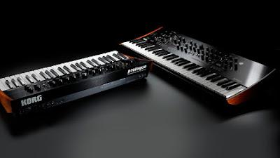Статья: «Korg PROLOGUE - полифонический аналоговый синтезатор»