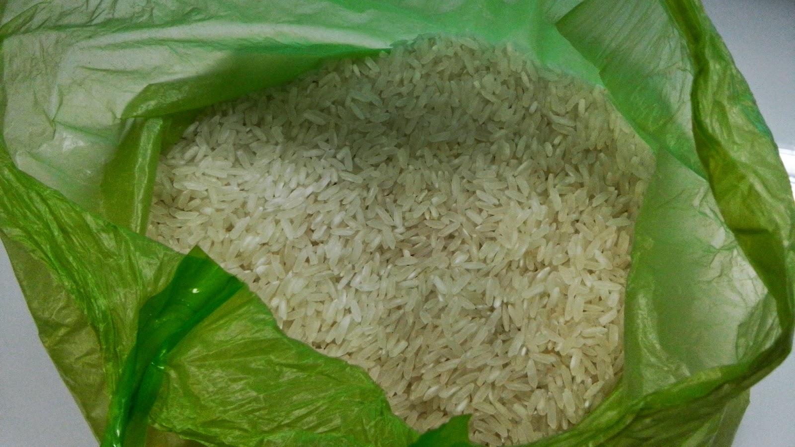 Akhirnya Berhenti Makan Nasi Putih