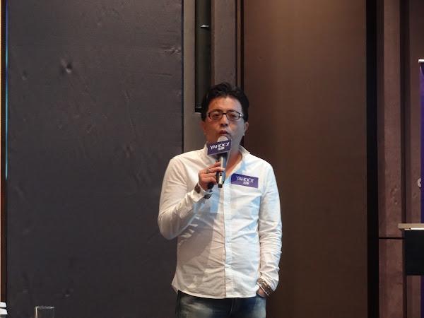 Yahoo台灣暨香港電子商務事業群副總裁王志仁