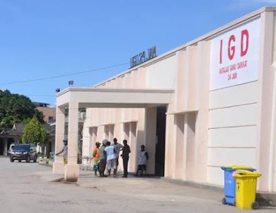 Dinkes  Anggarkan Dana Pendamping Pasien Rp 100 Ribu Perhari