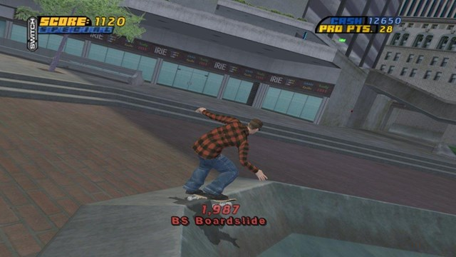 Download Tony Hawk's Pro Skater 4 PC Games Gameplay