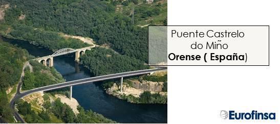 puente Castrelo de Miño
