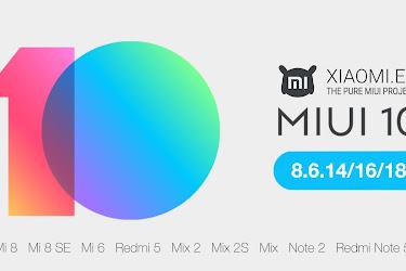 Download and Install Xiaomi EU's MIUI 10 on Xiaomi Mi 8 SE