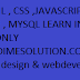 html language me table kaise banaye td, tr tag  ka use kya hai learn html language in हिंदी .