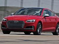 2021 Audi S5 Sportback Review