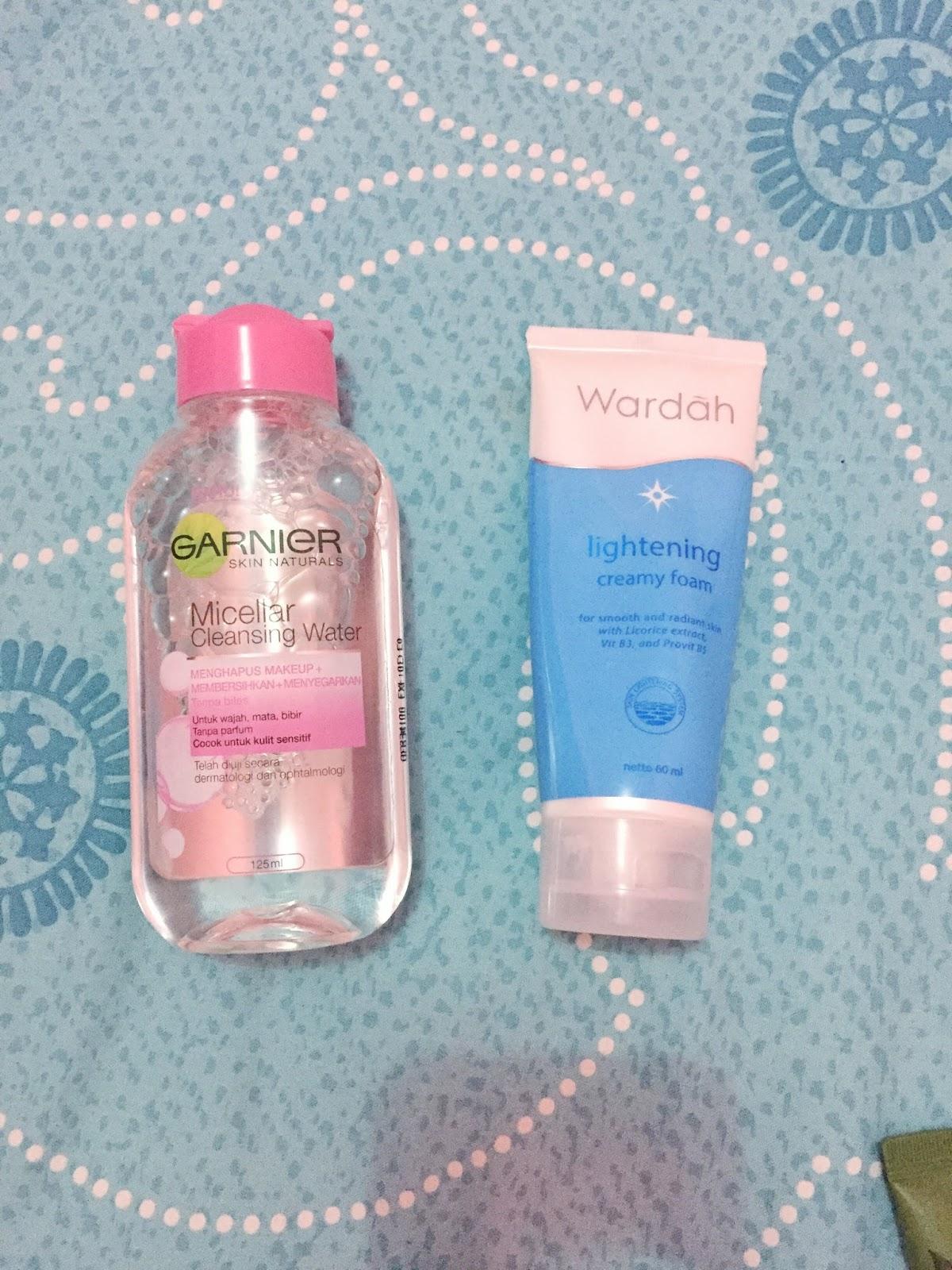 Skin care routine korea untuk kulit kering