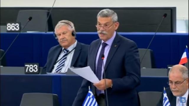 Στρατηγός Συναδινός: «Παραδώσατε όνομα, ιστορία και πολιτισμό – Καταπνίξατε την αντίσταση των Ελλήων με χημικά» (βίντεο)