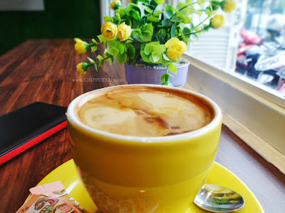 30 seconds coffee house,30 seconds coffee house review, warung kopi bagus, kafe surabaya, kuliner surabaya timur