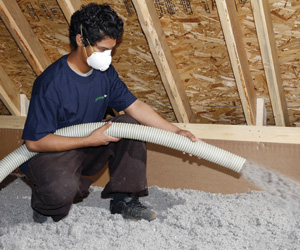 Cellulose Insulation - Delmarva Insulation