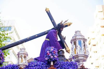 Estreno en la Hermandad de Pasión de Almería