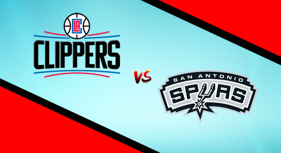 Livestream List: LA Clippers vs San Antonio Spurs game live streaming April 4, 2018 NBA