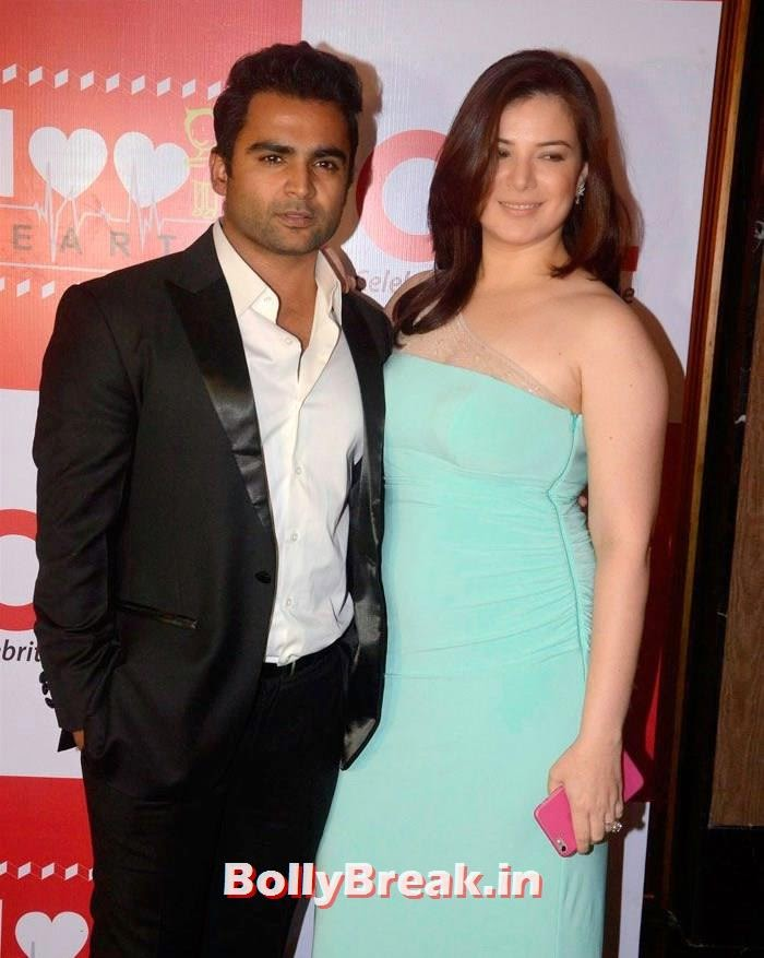 CCL Launches 100 Hearts A Social Initiative, Urvashi Sharma in a Dress Without Sleeves at CCL Event