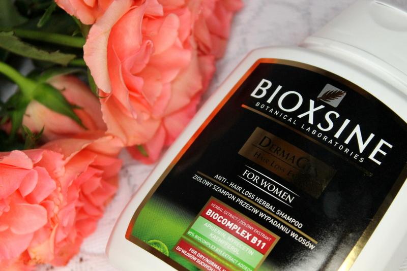 Bioxsine DermaGen for Women ziołowy szampon do włosów