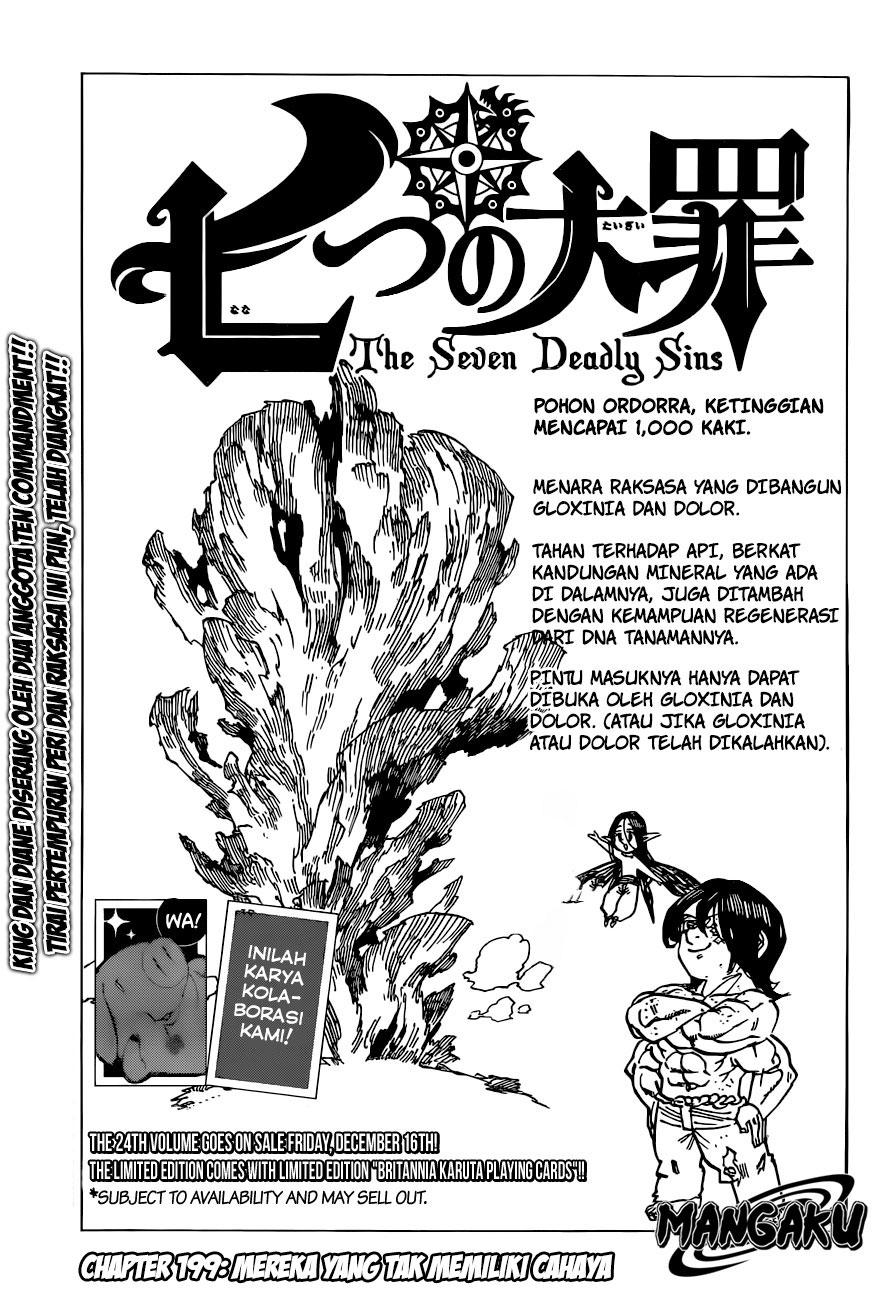 Nanatsu No Taizai: Chapter 199 - Page 2