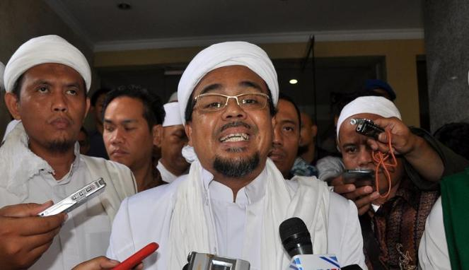 """Kapolda Siapkan 8000 Personel, Habib Rizieq: """"Jangan halangi kami, bisa terjadi kerusuhan"""""""