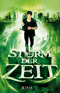 [Rezension] Sturm der Zeit – Julie Cross