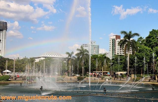 Fuente-Parque-Rizal