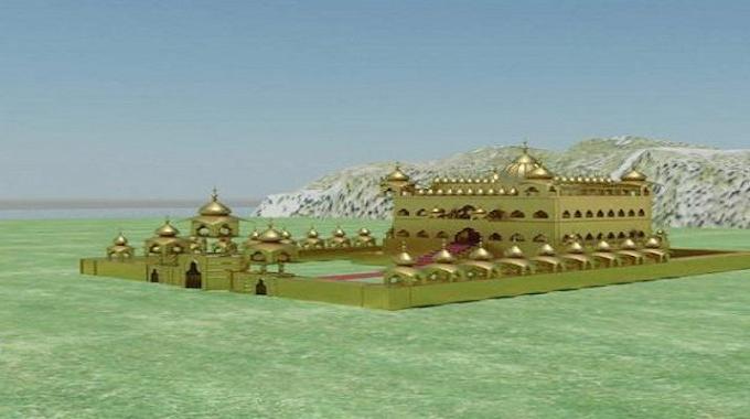 सोने की लंका के निर्माण की पौराणिक कथा