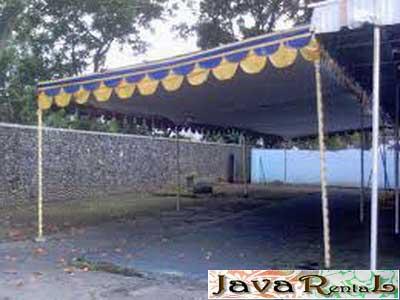 Penyewaan Tenda Plafon - Murah