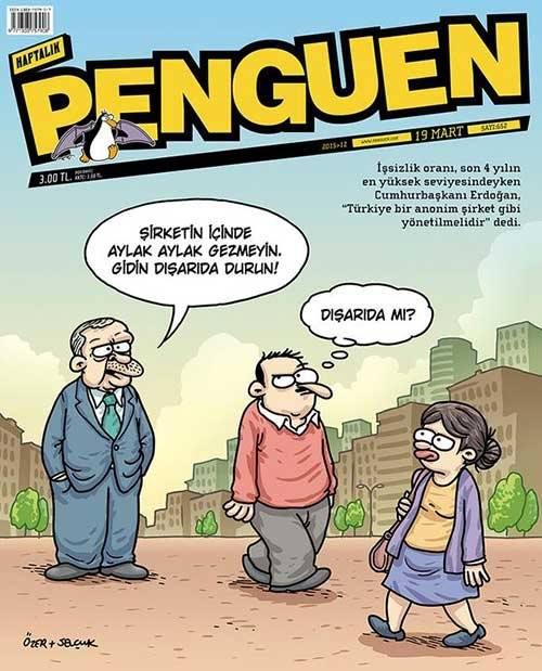 işsizlik karikatür