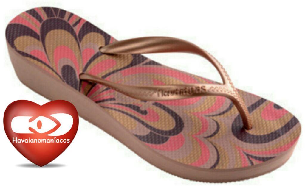 6f1c50c1559a4 Estes Modelos de sandálias possuem numeração que vão do 33 34 ao 41 42 e já  podem ser encontradas nas lojas Havaianas e nós e-commerce.