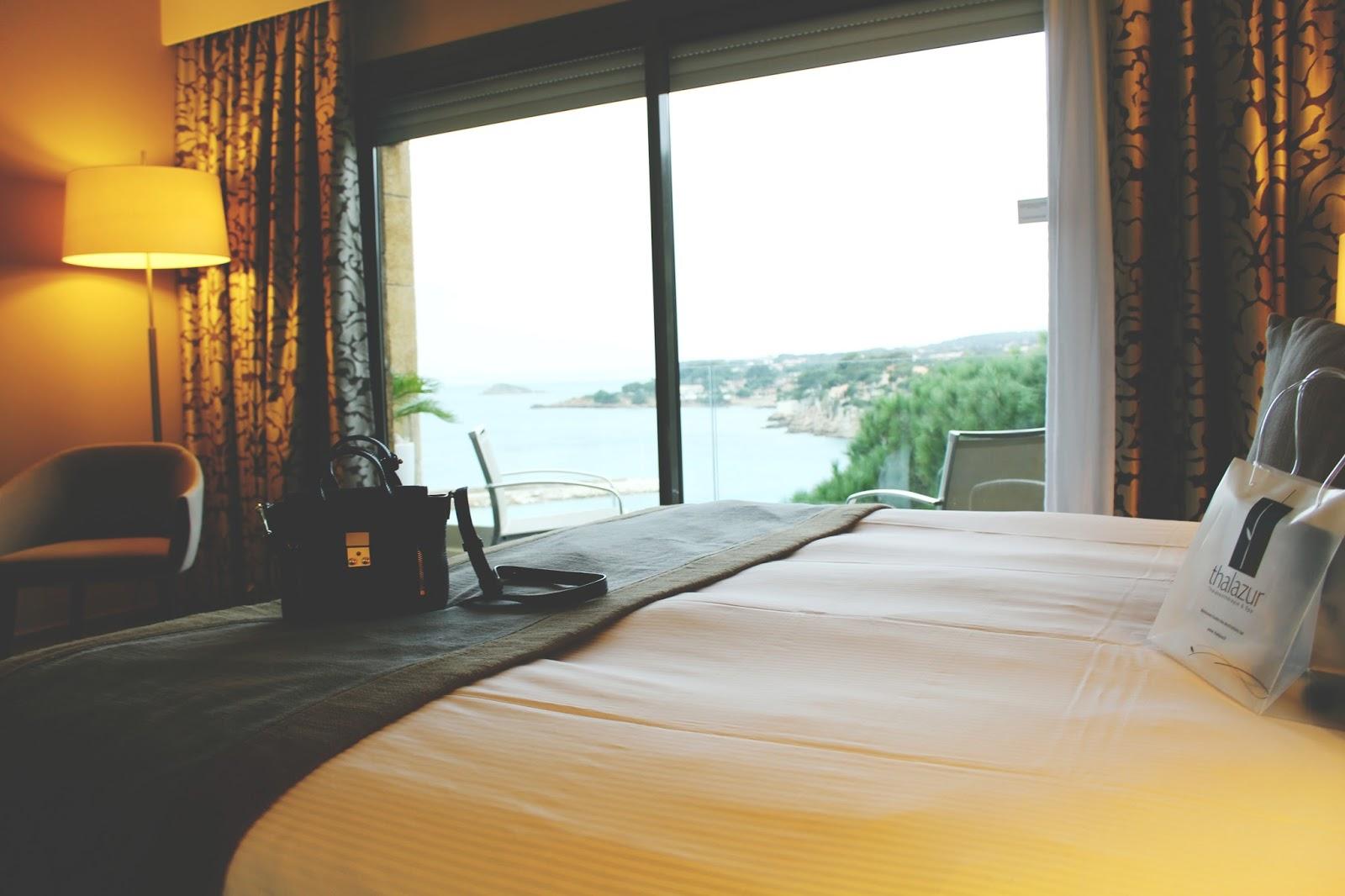 suite d'exception panoramique hôtel île rousse
