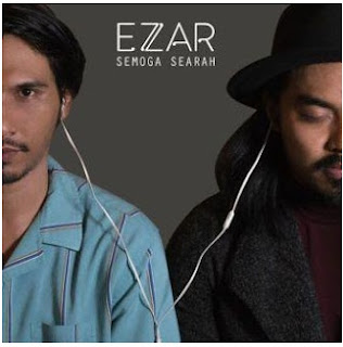 Lirik Lagu Ezzar - Semoga Searah