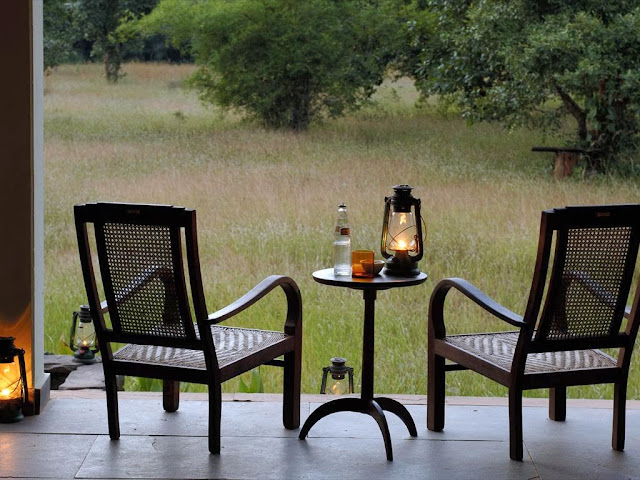 Pashan Garh - Luxury Taj Wildlife Safari