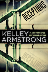 GIVEAWAY, Deceptions, Kelley Armstrong, Bea's Book Nook