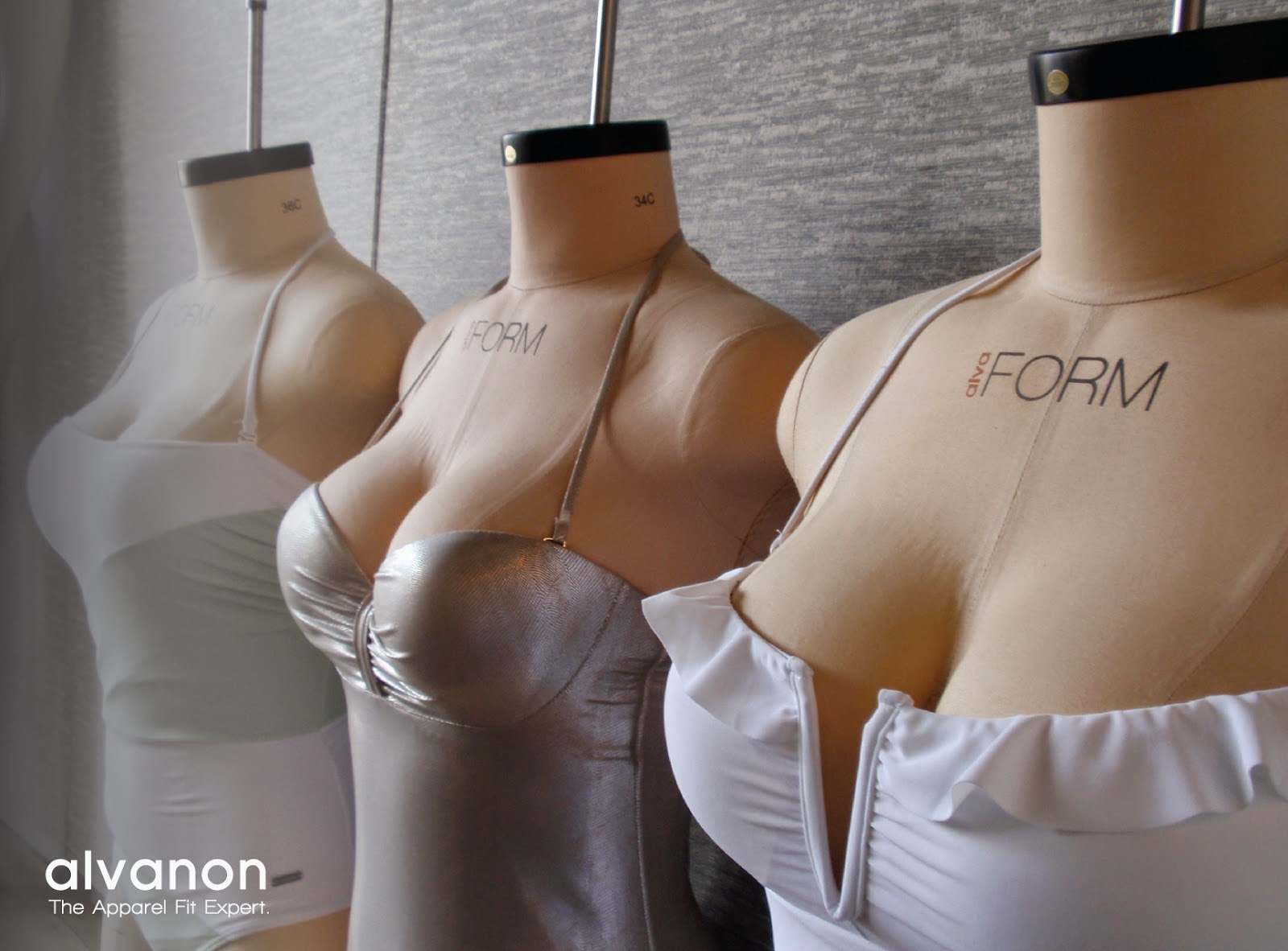 Intimate Apparel and Swimwear Forms from AlvaForm | Fashion Blog ...