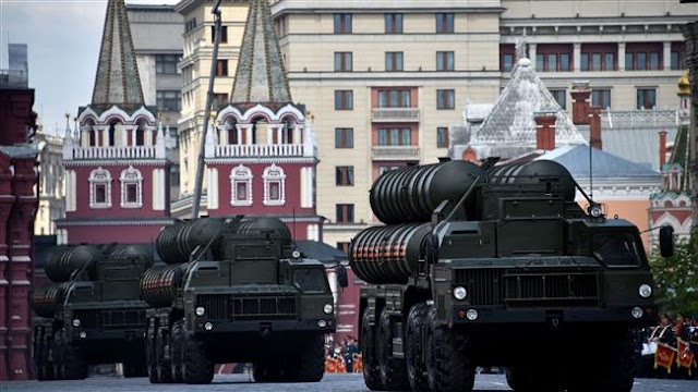 Russia deploys S-400 missile system to Crimea