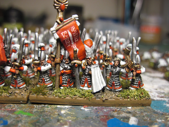 High Elf Sword Master Command