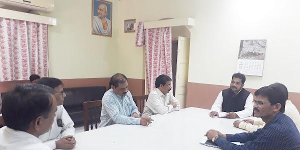 जिले के सभी प्रायवेट स्कूलों में सीसी टीवी कैमरे लगवाये ,बाल संरक्षण आयोग के सदस्य ने जिले में देखी व्यवस्थाएॅ