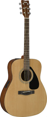 Đàn Guitar Acoustic điện Yamaha FX310AII