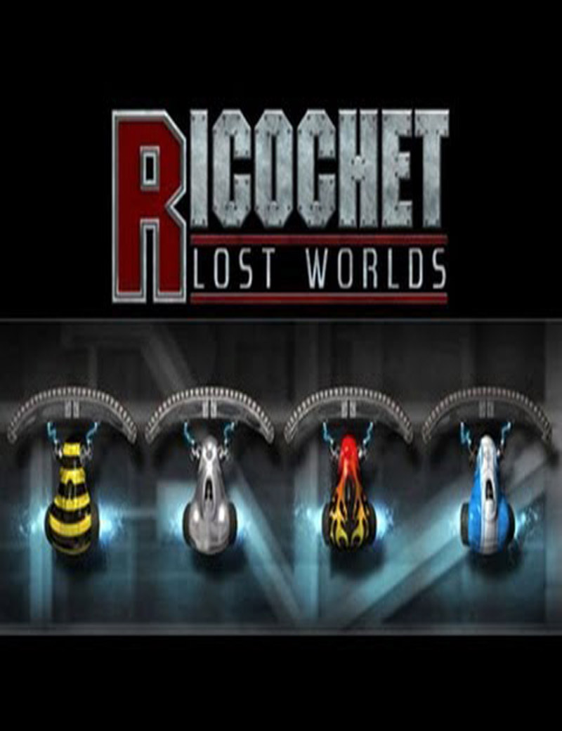 Ricochet lost worlds game download and play free version!